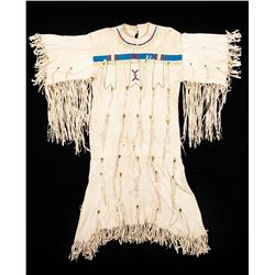 Northern Plains Beaded Woman's Dress