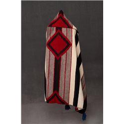 Navajo Blanket, 4'10  x 4'7