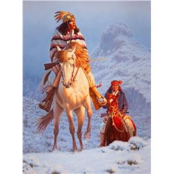 David Nordahl, oil on gesso panel