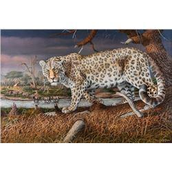 Gary Swanson, oil on canvas