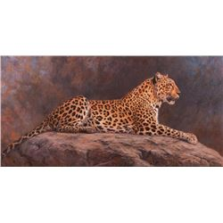 Julia Rogers, oil on canvas