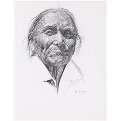 Ray Swanson, graphite