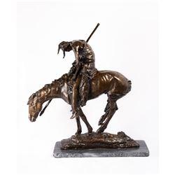 J.E. Fraser, bronze