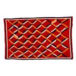 "Navajo Weaving, 4'11"" x 3'1"""