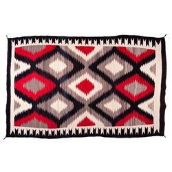 "Navajo Rug, 7'10"" x 5'"