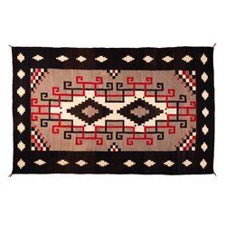 "Navajo Rug, 6'9"" x 4'4"""