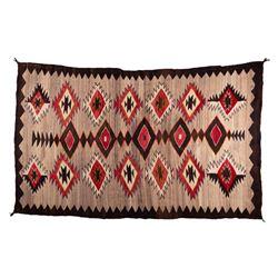 "Navajo Rug, 7'8"" x 4'8"""