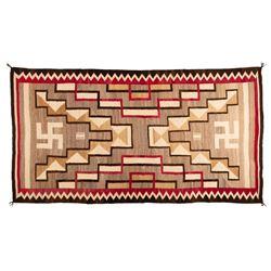 "Navajo Rug, 8' x 4'3"""