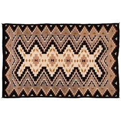 "Navajo Rug, 9'4""  x 5'11"""