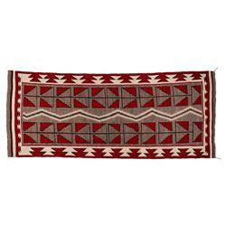 Navajo Rug, 9'11  x 4'1
