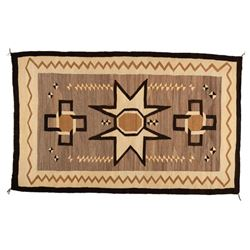 "Navajo Rug, 5'11"" x 3'9"""