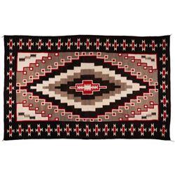 "Navajo Weaving, 11'4"" x 7'3"""