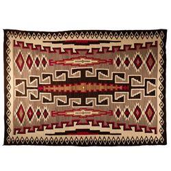 "Navajo Rug, 12' x 8'7"""