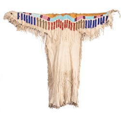Blackfeet Beaded Dress