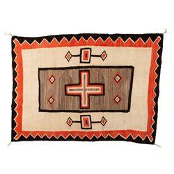 "Navajo Rug, 5'3"" x 3'8"""
