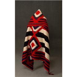 """Navajo Blanket, 5'4"""" x 6'10"""""""