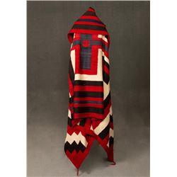 """Navajo Blanket, 8'8"""" x 5'7"""