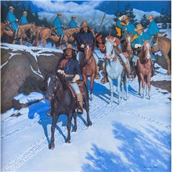 David Nordahl, oil on canvas