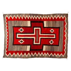 "Navajo Rug, 6'8"" x 4'9"""