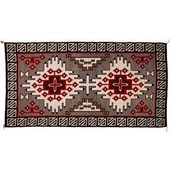 "Navajo Rug, 9' x 5'3"""