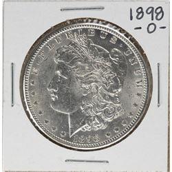 1898-O $1 Morgan Silver Dollar Coin