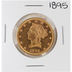 1895 $10 Liberty Head Eagle Gold Coin