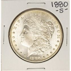 1880-S $1 Morgan Silver Dollar Coin