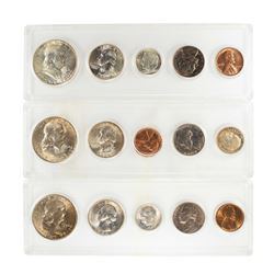 1954 P/D/S U.S. Mint Set