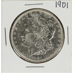 1901 $1 Morgan Silver Dollar Coin