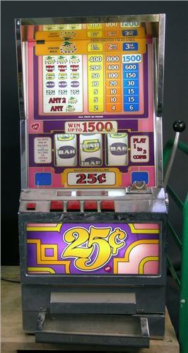 Electronic Slot Machines