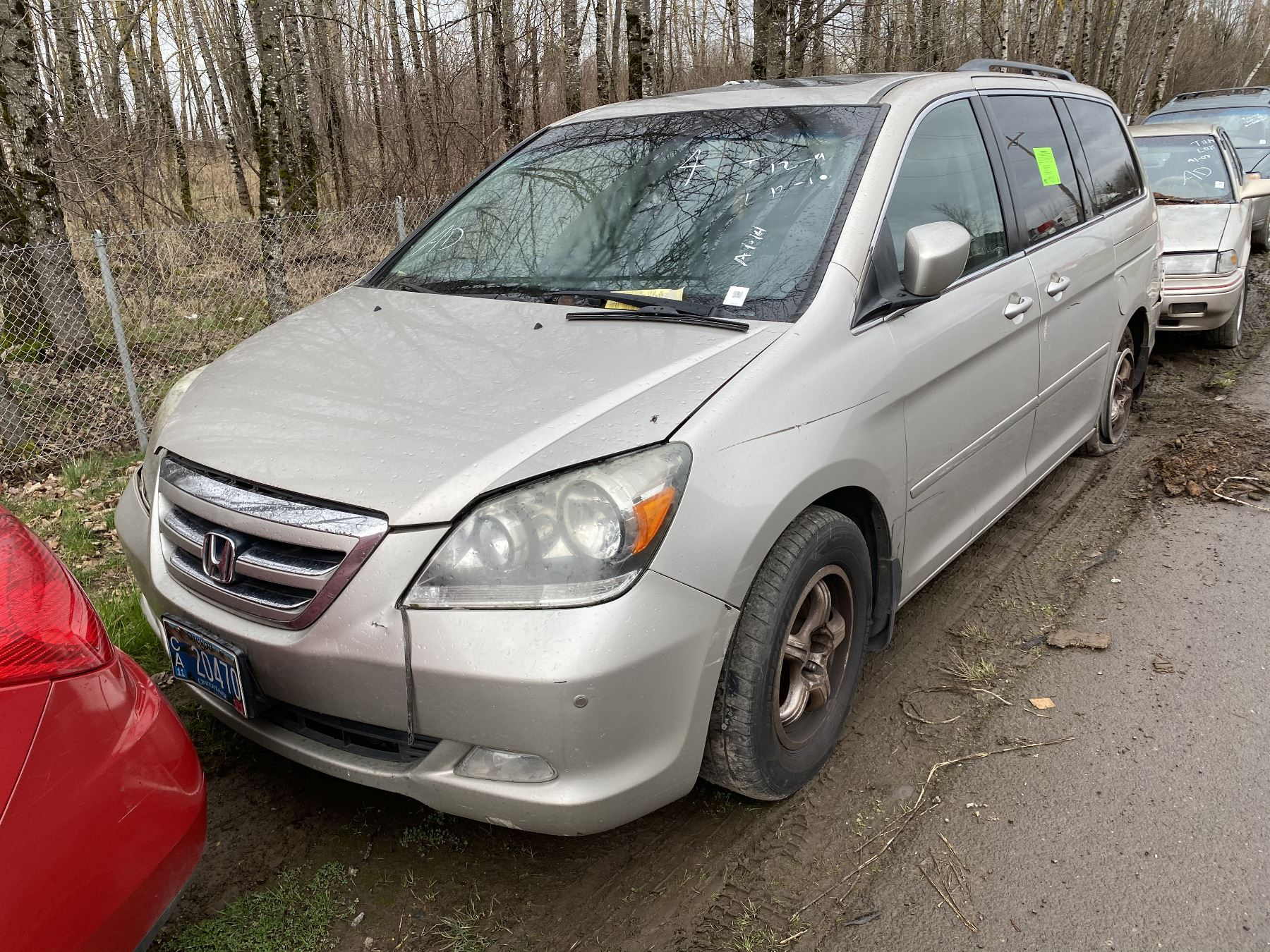 2007 Honda Odyssey - Speeds Auto Auctions