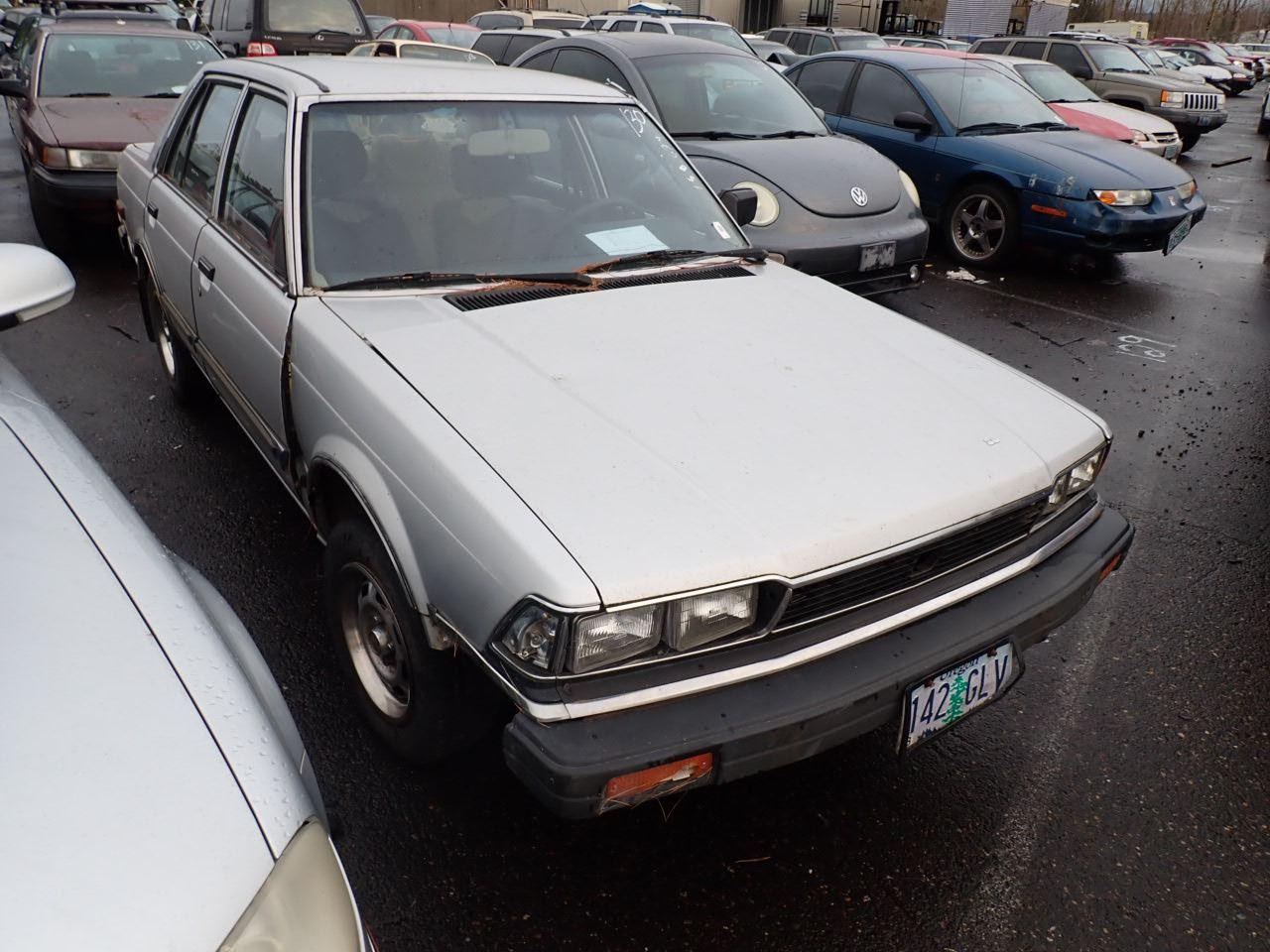 1982 Honda Accord - Speeds Auto Auctions