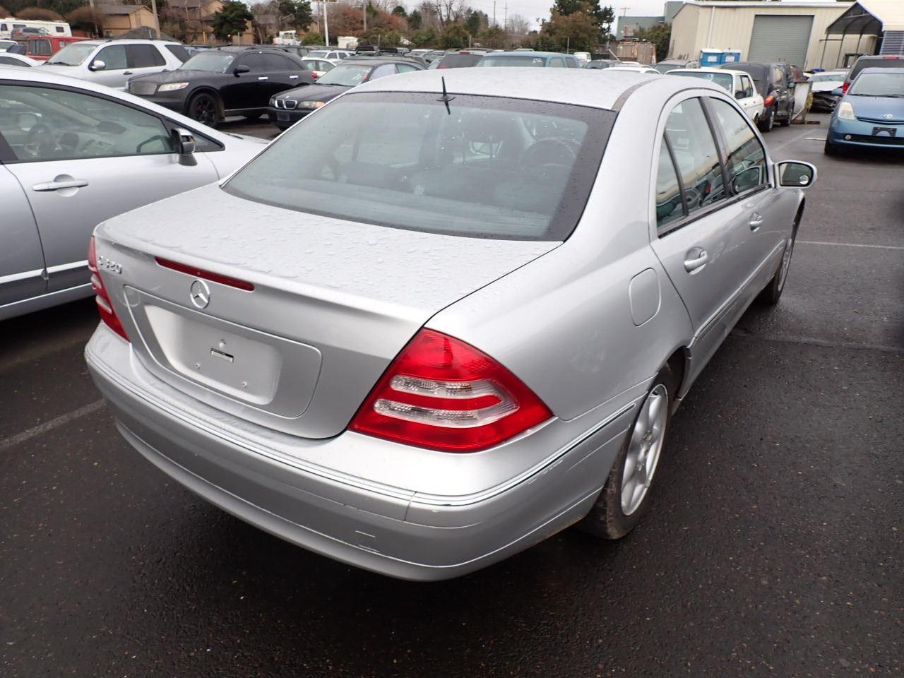 2001 Mercedes-Benz C320 - Speeds Auto Auctions