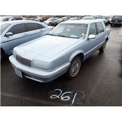 1993 Chrysler New Yorker