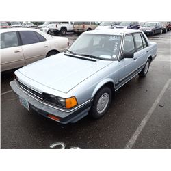 1984 Honda Accord