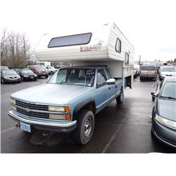 1992 Chevrolet K3500