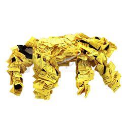 Bruce Almighty Sticky Note Dog Suit