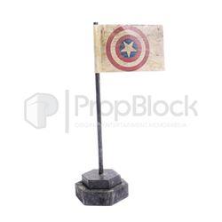 Captain America: The First Avenger War Room Flag