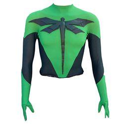 "Superhero Movie ""Dragonfly"" Stunt Top"