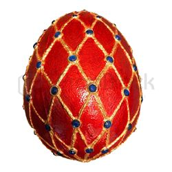 Game Night Hero Faberge Egg & Pieces