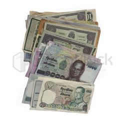 Various Productions: Stack of Production Made Currency