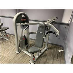 STAR TRAC INSTINCT SEATED SHOULDER PRESS MACHINE