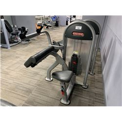 STAR TRAC INSTINCT SEATED TRICEP MACHINE