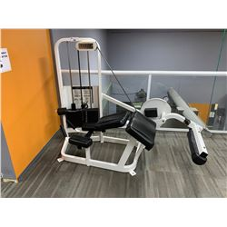 CYBEX PRONE LEG CURL MACHINE