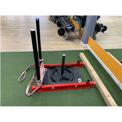 IRONBULL STRENGTH COMMERCIAL PROWLER SLED