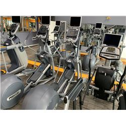 PRECOR USA EFX 576I COMMERCIAL ELLIPTICAL CROSS TRAINER WITH CARDIO THEATRE & CONTROL