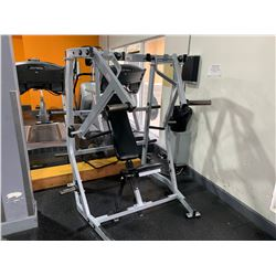 GREY HAMMER STRENGTH ISO COMMERCIAL FREE WEIGHT DECLINE PRESS