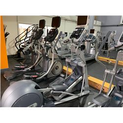 PRECOR USA EFX5765 COMMERCIAL ELLIPTICAL/CROSS TRAINER WITH CARDIO THEATRE SYSTEM