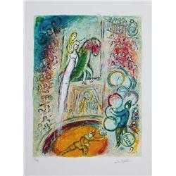 Marc Chagall Circus IV