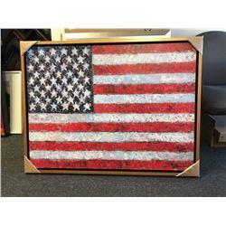 "Samir Sammoun (American Flag )""FREEDOM"""